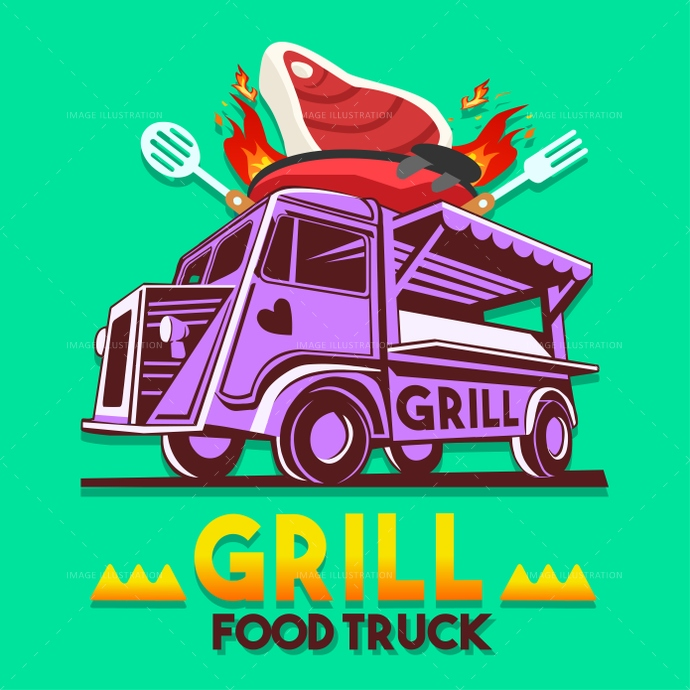 ads, advertise, background, badge, barbecue, barbeque, bbq, business, car, catering, classic, delivery, design, dinner, driving, eat, eatery, fast, festival, food, fork, front, graphic, grill, hipster, icon, illustration, isolated, label, logo, logotype, lunch, meal, meat, mobile, old, round, service, shop, signs, street, symbol, truck, van, vector, vehicle, vintage, wheel