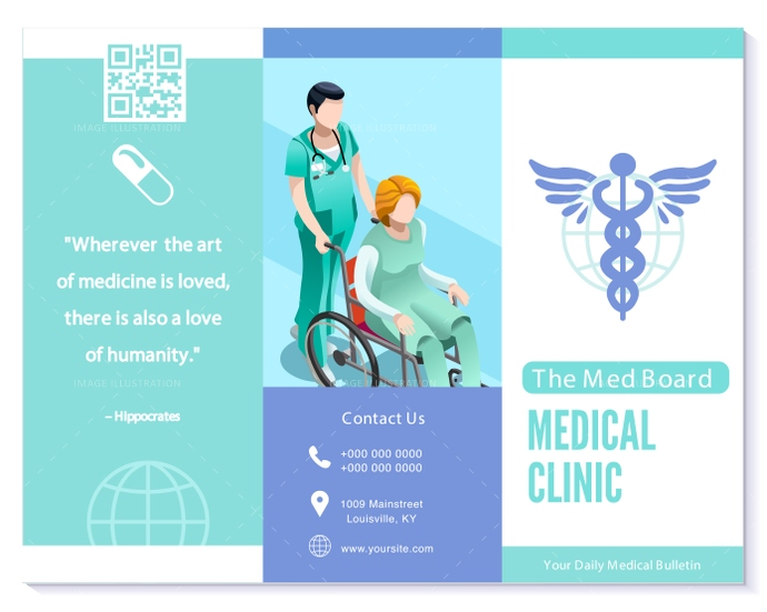 background, blue, branding, brochure, business, cancer, care, clean, clinic, color, design, details, different, doctor, ease, easily, easy, editable, elderly, element, eps10, filter, flat, flyer, font, health, healthcare, Hospital, idea, illustration, info, informations, isometric, layout, medical, modern, nurse, patient, presentation, professional, simple, simply, talk, template, text, trifold, turquoise, vector, white