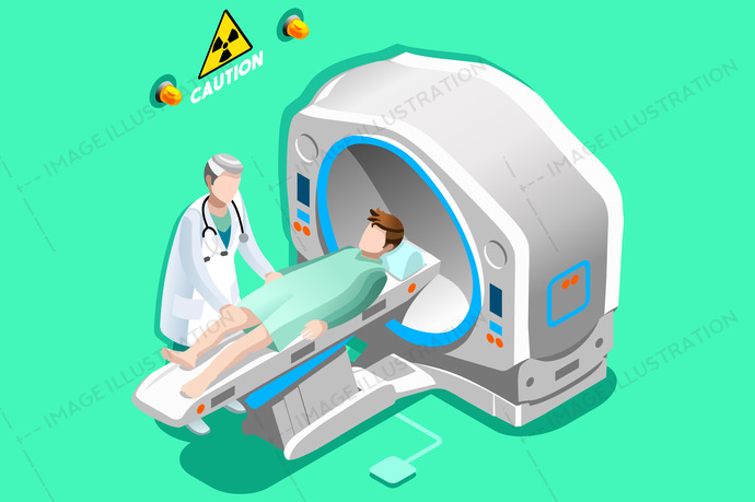 3d, body, brain, breast, cancer, clinical, computed, computer, ct, desk, diagnosis, diagnostic, doctor, equipment, flat design, health, human, icon, illustration, imaging, isolated, isometric, machine, magnetic, male, man, medical, mri, mrt, nuclear, oncologist, oncology, patient, people, radiation, radiologist, ray, research, resonance, results, ribbon, scan, scanner, scanning, technology, tomography, vector, x, xray