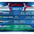 Russia world cup group a wallpaper bundle
