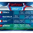Russia world cup group c wallpaper bundle