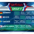 Russia world cup group f wallpaper bundle