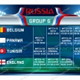 Russia world cup group g wallpaper bundle