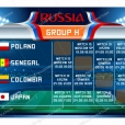 Russia world cup group h wallpaper bundle